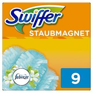 Swiffer Febreze - Recharges plumeaux - Boîte de 9