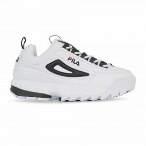 FILA Chaussures Basket Femme Disruptor CB blanc - Taille 37,38,39,40,41