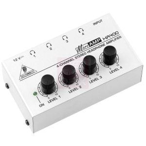 Behringer Microamp HA400 - Ampli casques