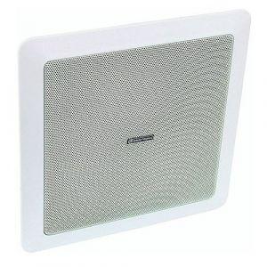 Omnitronic 061069 CSQ-4 - Haut-parleur de plafond Blanc