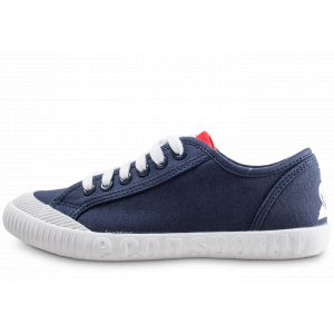 Le Coq Sportif Nationale Gs Bleue Enfant 35 Baskets