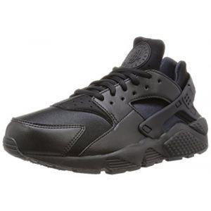 Nike WMNS Air Huarache Run, Chaussures de Sport Femme, Noir Black 012, 42.5 EU