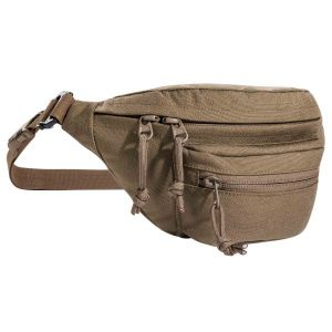 Tasmanian Tiger TT Sac Banane modulaire avec 3 Compartiments, Coyote Brown