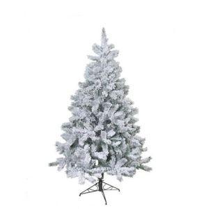 Sapin de Noël floqué 420 branches (150 cm)