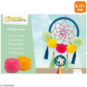 Avenue mandarine Boîte créative attrape-rêves