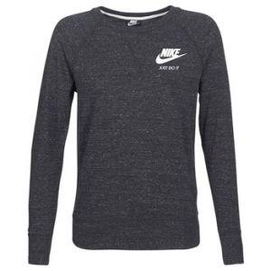 Nike Tee-Shirt Femme Manches Longues Noir