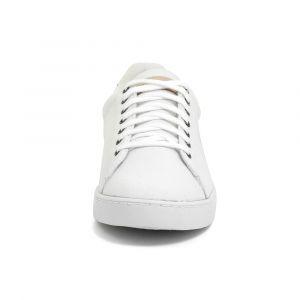 Le Coq Sportif Elsa, Baskets Mode Femme - Blanc - Blanc Optique, 36 EU EU