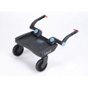 Lascal Buggy Board Mini 3D - Planche à roulettes pour poussette