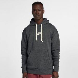 Nike Sweat à capuche Sportswear Heritage pour Homme - Noir - Taille L
