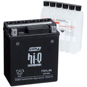 Hi-Q Batteries et chargeurs Battery Ytx7l Bs