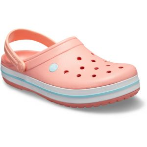 Crocs Sabots CROCBAND orange - Taille 36 / 37,38 / 39,42 / 43,37 / 38,39 / 40,41 / 42