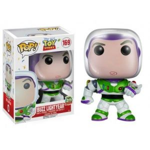 Funko Figurine Pop! Disney Toy Story : Buzz l'Eclair 20th Anniv 10 cm