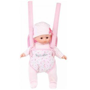 Petitcollin Porte bébé pour poupée