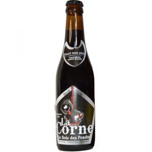 Brasserie des Géants La Corne des Bois Pendus - Black - Bière Brune - 33 cl - 8 %