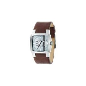 Diesel DZ1123 - Montre pour homme avec bracelet en cuir