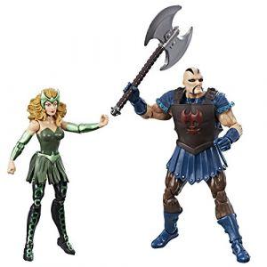 Hasbro Marvel Legends Series : L'Enchanteresse et l'Exécuteur - Figurines The Mighty Thor