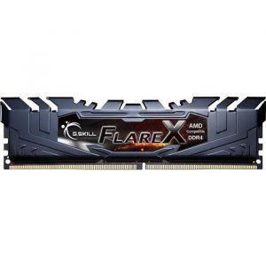 G.Skill Mémoire PC Flare X PC4-19200 - Kit de 64Go (8x8Go) - DDR4 - 2400 Mhz - 15-15-15-39 - 1.2V