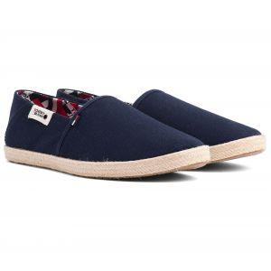 Tommy Hilfiger Tommy Jeans Summer Shoe Richelieus Homme, Bleu 44 EU