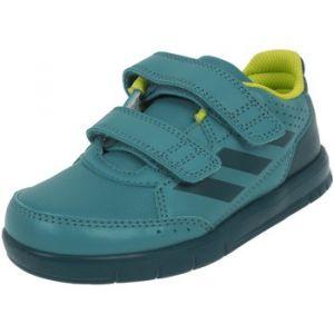 Adidas Neo - Altasport cf i velcro - Chaussures scratch - Bleu moyen - Taille 23