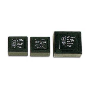 Velleman 139215 Print Transformateur, 8 VA, 2 x 30 V, 2 x 0.140 Amp