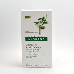 Klorane Douceur & Tenue - Shampooing au lait d'Amande