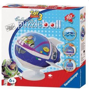 Ravensburger Puzzle Ball Vaisseau Spatial Toy Story 40 pièces