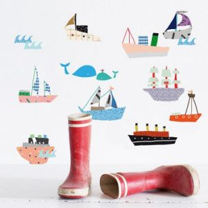 Mimi'Lou Stickers Just a touch Bateaux