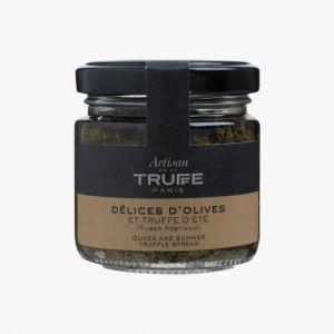 Artisan de la Truffe Délice d'olives et truffe d'été