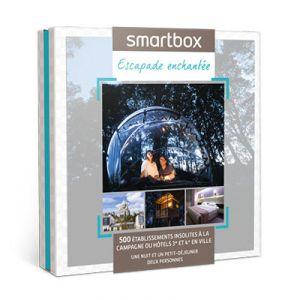 Smartbox Escapade enchantée - Coffret cadeau 600 séjours