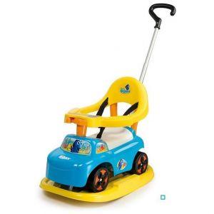 Smoby Porteur auto bascule électrique Dory