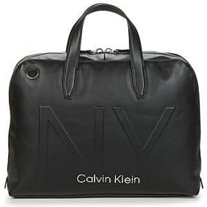 Calvin Klein Porte document Jeans SHAPED LAPTOP BAG Noir - Taille Unique
