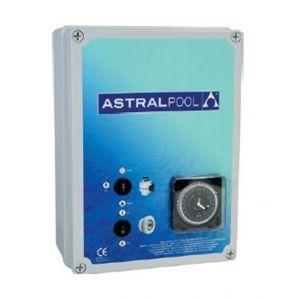Astral Pool Coffret électrique pour filtration + 2 projecteurs 600 W 6 à 10 A