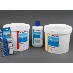 Bayrol Kit traitement régulier chlore Bayrol (0-20 m3)