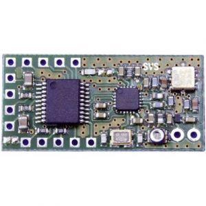 SVS NachRichtenTechnik Module émetteur multifonction CX-12 T 434 MHz kit monté alim Portée max. (en champ libre) 1000 m SVS Nachrichtentechni