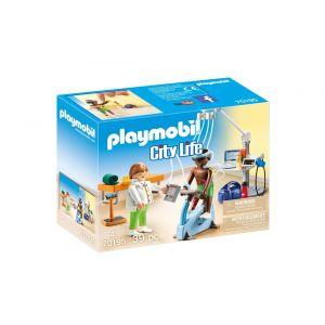 Playmobil 70195 - Cabinet de kinésithérapeute City Life