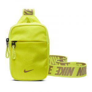 Nike Sac banane Sportswear Essentials (petite taille) - Jaune - Taille ONE SIZE - Unisex
