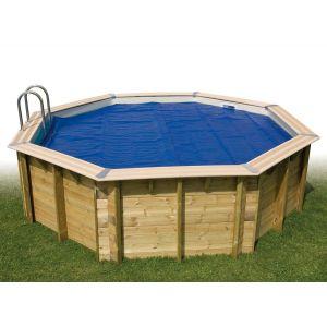 Ubbink 7512013 - Bâche à bulles pour piscine bois 2,00 x 3,50 m