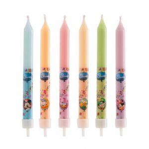 8 bougies anniversaire Mickey