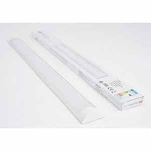 Silamp Réglettes Luminaire LED 120CM 36W 4200K blanc neutre