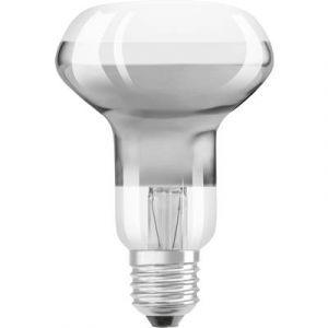 Osram Ampoule Spot LED R63 E27 4,5 W équivalent a 33 W blanc chaud dimmable - Culot : E27 - Puissance : 4,5 W - Equivalence : 33 W - Flux lumineux : 370 lm.