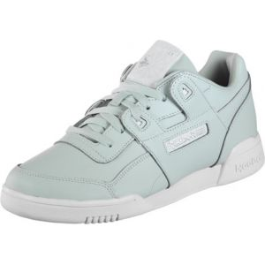 Reebok Chaussures Classic Workout Lo Plus blanc - Taille 36,37,38,39,40,41,42,40 1/2,42 1/2,35 1/2,37 1/2,38 1/2