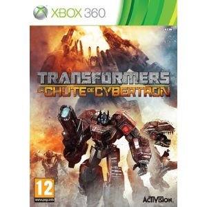 Transformers : La Chute de Cybertron [XBOX360]