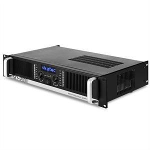 Skytec Sky-1500MKII - Ampli sono stéréo 2x 750W sous 4 Ohm