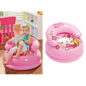 Intex Fauteuil gonflable Hello Kitty