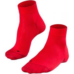 Falke Impulse Air - Chaussettes course à pied Homme - rouge EU 44-45 Chaussettes course à pied