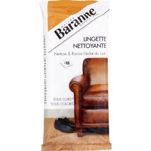 Baranne Lingettes Nettoyantes x 18
