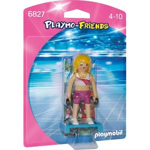 Playmobil 6827 - Coach de Fitness
