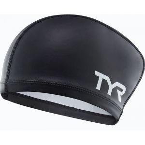 TYR Comfort - Bonnet de bain Enfant - noir Bonnets de bain