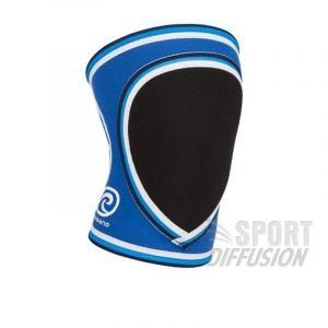 Rehband Protecteurs articulations Handball Knee Junior Pair - Blue - Taille M