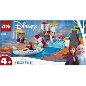 Lego Disney 41165 La Reine des Neiges L'Expédition en Canoé d'Anna